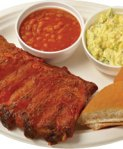 Picture of Barbecue Ribs