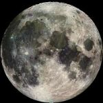 picture of full moon