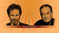 picture of Bill O'Reilly and Dennis Miller