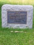 North Carolina Regiments Marker at Valley Forge