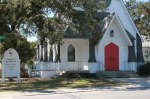 picture of Saint John's Episcopal Church in Ocean Springs, Mississippi
