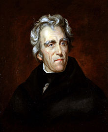 Andrew Jackson Indian Hater and Democrat President