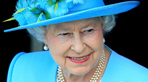 picture of Queen Elizabeth
